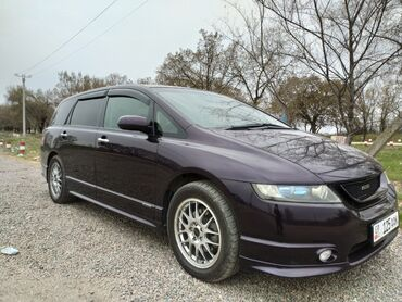 Honda Odyssey 2.4 л. 2005   196000 км