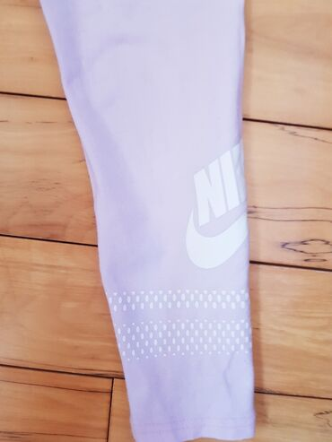 Nike majica - Srbija: NIKE original helanke, boja bejbi roze, vel 5/6, kao nove
