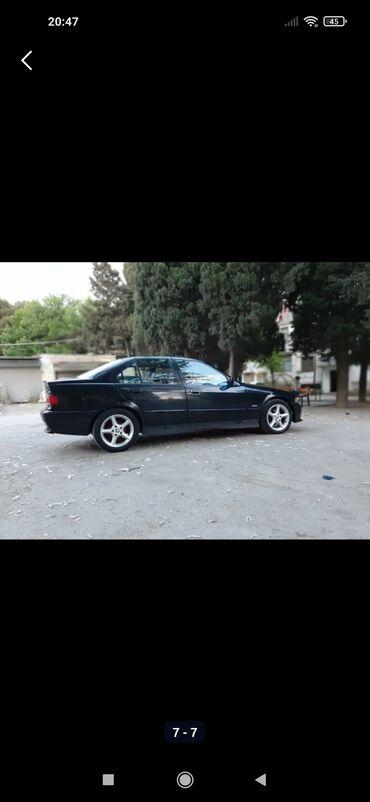 bmw z9 - Azərbaycan: BMW 318 1.8 l. 1992