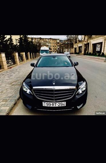 Bakı şəhərində Mercedes-Benz C 180 2015