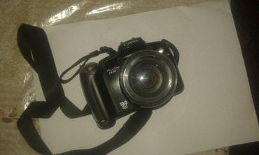 Продаю или меняю б. у фотоаппарат canon 10s на ноутбук с доплатой в Бишкек