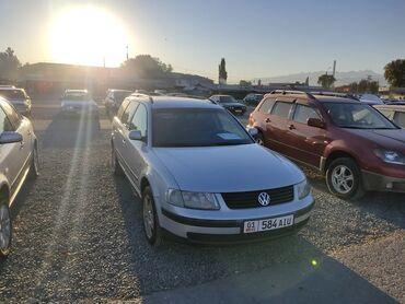 фольксваген тигуан бишкек in Кыргызстан   VOLKSWAGEN: Volkswagen Passat 1.8 л. 1998   180500 км