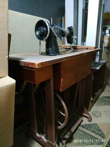 швейную машину juki в Кыргызстан: Продаю Раритетную Швейную Машину /Рабочая