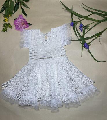 работа доставщика в бишкеке в Кыргызстан: Платье ручной работы Размер 2-3 года  Рост: 86-92 см. Можно на зак