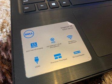Dell Azərbaycanda: Core i7 8ci nesil/Full HD/Isiqli Klavratura.Dell Inspiron 5570Intel®