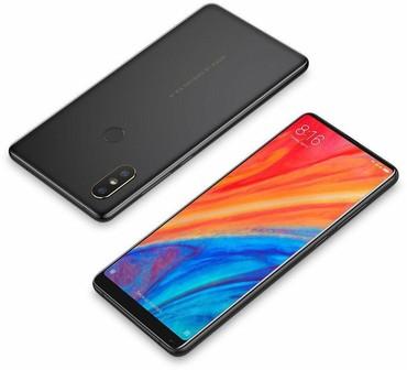 Б/у Xiaomi Mi Mix 2S 64 ГБ Черный в Kok-Dzhar