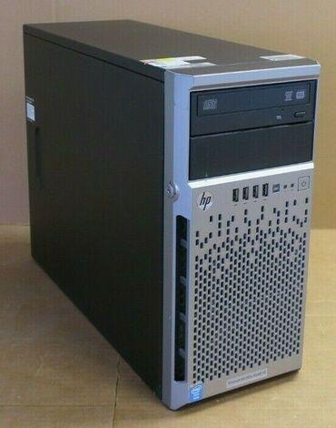 server - Azərbaycan: Server HP Proliant ML310e GEN8CPU : Intel Xeon E3-1220 v2 3.10 GHzRAM
