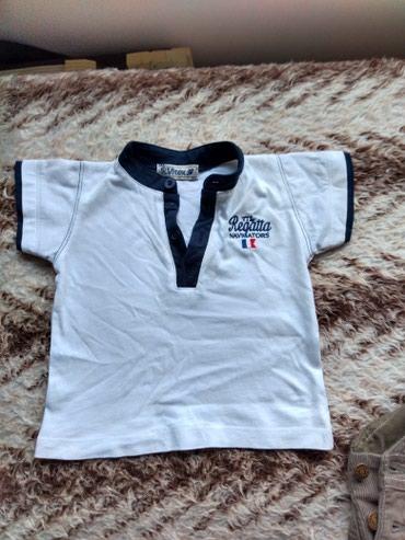 Majica za decaka 74, novo,pamuk, dobijeno na poklon, mala nam je - Belgrade