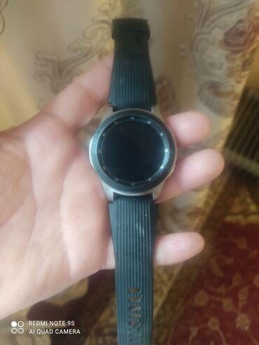 Аксессуары - Ош: Samsung galaxy watch работает хорошо жалаб не было ни разу все