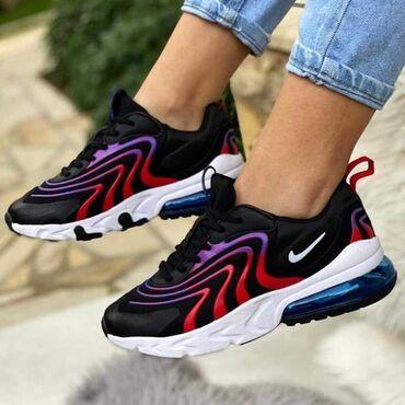 Najnoviji model Nike patikica :)270 React❤Ekstra dobar vazdusni djon