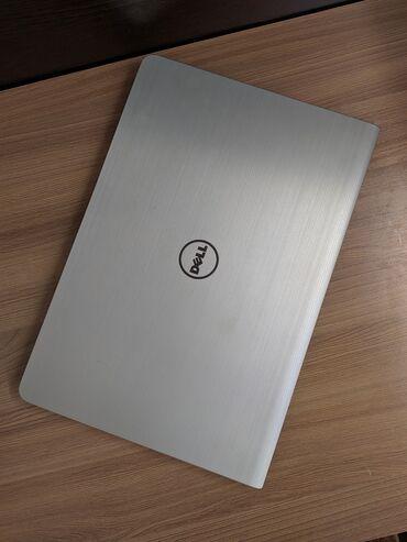 Компьютеры, ноутбуки и планшеты - Бишкек: Мощный DELL P39F Intel Core i5 5GEN Radeon R7 M270 2GB 2016!Подойдет