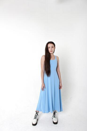дубайские платья в Кыргызстан: Платье Коктейльное M