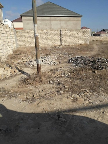 ev alqi satqisi vergisi - Azərbaycan: Satış 3 sot İnşaat mülkiyyətçidən