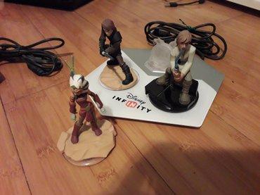 Prodajem Disney INFINITY portale i figurice za PS3.  - Novi Sad