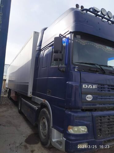 Отдельно не продается, только в сцепке Daf 95 460 автомат!! 2004год