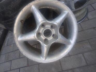 диски момо r18 в Кыргызстан: R-15 5*114.3 продаю или меняю на диски авенсиса 2002г. 1.8