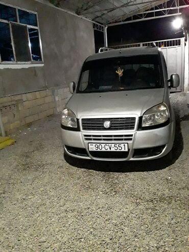 Fiat - Azərbaycan: Fiat Doblo 1.9 l. 2008 | 30000 km