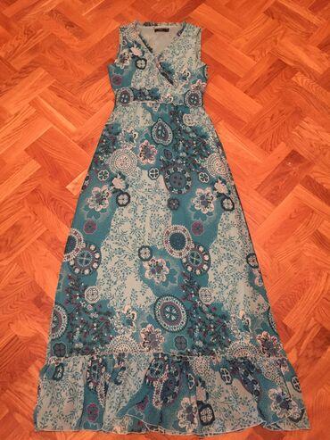 Duga letnja haljina u odlicnom stanju