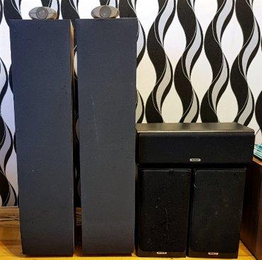 Bakı şəhərində продаю акустическую систему tannoy. состоит из 2 колонок tannoy sensys