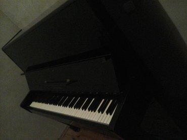 Bakı şəhərində Pianino satilir Oktava yaxsi veziyyetde mestagadadi pianino