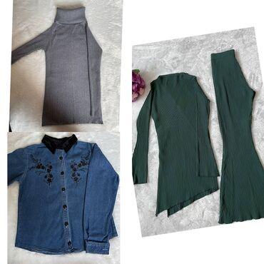 fiat 850 в Кыргызстан: Трикотажная двойка, водолазка, джинсовая рубашка. Все в хорошем