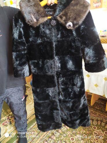 куртка russia в Кыргызстан: Срочно продаю фабричную, теплую шубу в идиальном состоянии покупала за