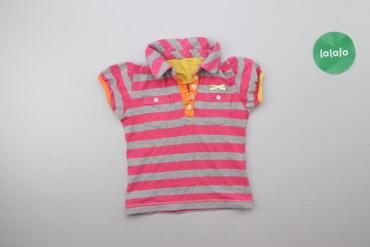 Дитяча футболка у смужку    Довжина: 34 см Ширина: 27 см Рукав: 9 см