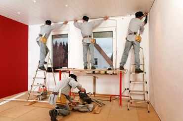Отделочные работы шпатлёвка стен и в Бишкек