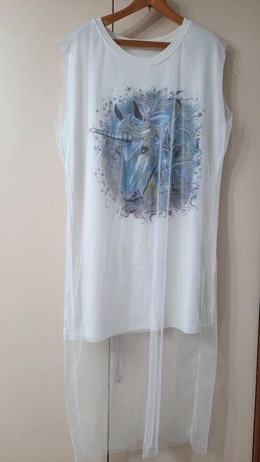 Платья - Кыргызстан: Платье-туника с сеткой. Абсолютно новое. Качество отличное. Привозила