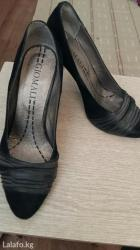 Туфли классика. очень удобная колодка. в Бишкек