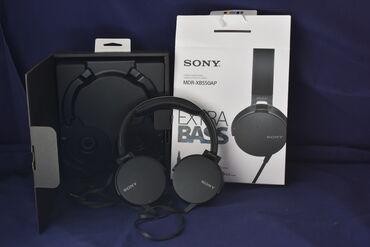 Ακουστικά Sony MDR XB550AP σε τέλεια κατάσταση με τέλειο μπάσο! Μεταφο