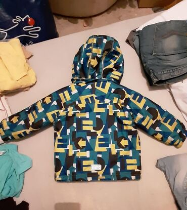 Dečije jakne i kaputi | Vrbas: Prakticno nova jakna, prelepa, nosena je, ali ocuvana jako, Kiki &