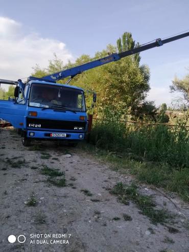 Услуги манипулятора по городу и в Бишкек