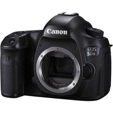 Qusar şəhərində Canon EOS 5DSR BodyTeze.Aparat haqqinda etrafli melumat son sekilde