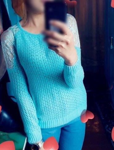Женская одежда в Балыкчы: Продам свитер 40-44размер