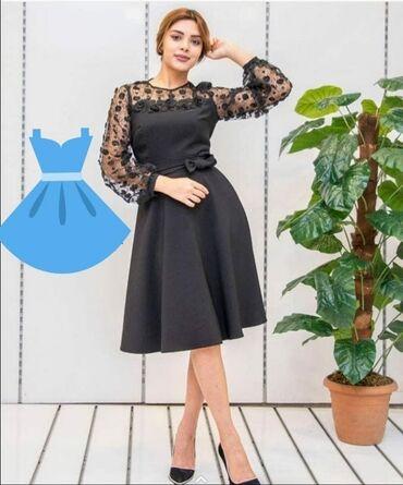 Dress Ziyafət 9Fashion Woman