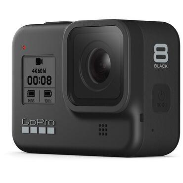 GoPro HERO8 BlackXüsusiyyətləri:Sensor - 1-Chip CMOS 12 MPVideo