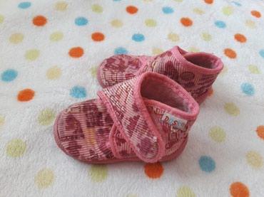 Dečije Cipele i Čizme | Uzice: Prodajem patofnice za devojcice br.19,ocuvane