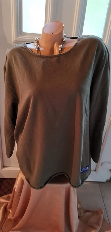 CASUAL WEAR 3XL 600din MASLINAST DUKS - Novi Sad