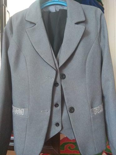 Школьная форма/размер 42 Новая!  Всё вместе 1200 ни разу не носила!!  в Бишкек
