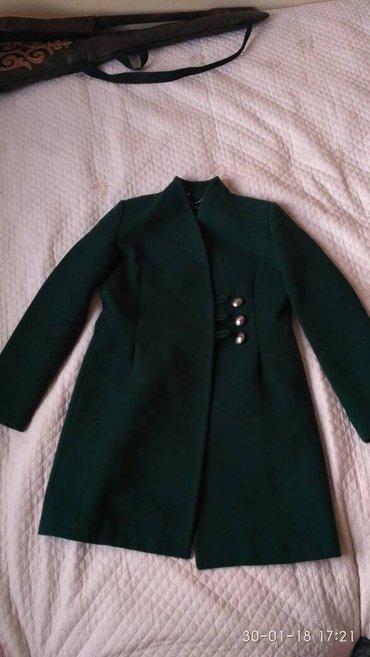 Элегантное пальто 48 размера. возможен торг в Бишкек