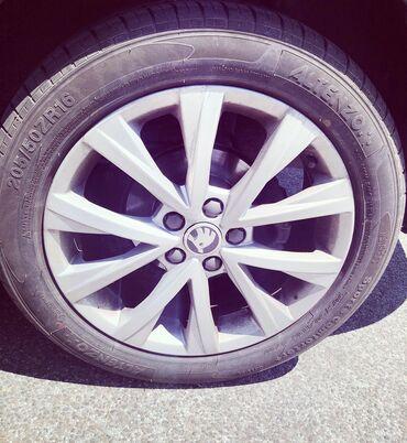 """Audi coupe 2 16 - Srbija: NOVE ALU felne za Skodu, precnik 16"""" 7j et42 5x112 cb57. 1 Mogu se kor"""
