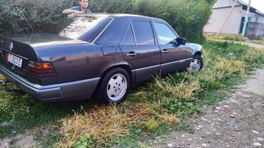 Mercedes-Benz W124 2.5 л. 1992   4444000 км