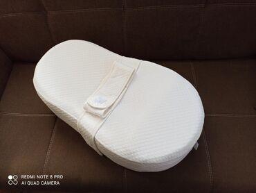 для новорожденных в Кыргызстан: Кокон Зёвушка от фирмы Фабрика облаков, в идеальном состоянии. Покупал