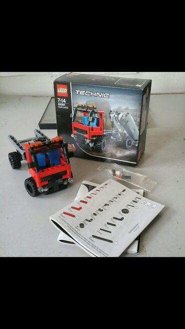 Игрушки в Джалал-Абад: Lego TECHNIC hook loader 42084 ______________________________ 2 в 1