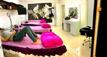 В студии красоты сдаются кушетки.  в Бишкек