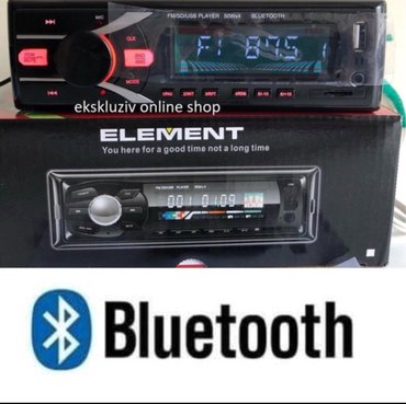 Auto radio bluetooth mp3-usb-sd 4x50w  auto radio blutut koji pored fm - Beograd