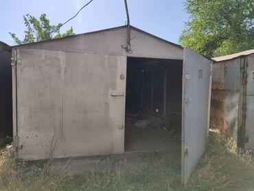 Гаражи - Кыргызстан: Продаю гараж. Есть подвал. Местоположение: Бишкек, мкр. Кок-Жар