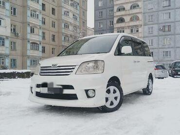 Транспорт - Бишкек: Toyota Noah 2 л. 2002 | 281545 км