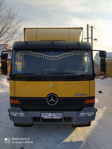 buick le sabre 3 8 at в Кыргызстан: Продаю Мерседес грузовой года. Объем 4,3 свежий перегон без вложения